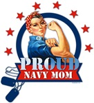 Rosie Proud Navy Mom