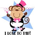 Monkey Tap Dancer