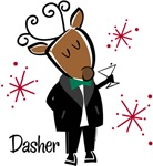 Dasher Reindeer
