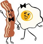 Bacon 'N Egg Lover