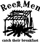 Reel Men Catch Breakfast