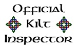 Official Kilt Inspector
