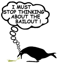 Anti bailout shirts for all who hate the bailout