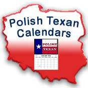 Polish Texan Calendar