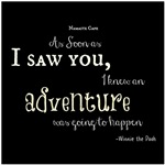 As Soon as I saw you-Adventure