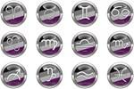 Asexual Zodiac Symbols