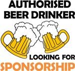 Authorised Beer Drinker
