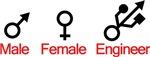 Male Female Engineer
