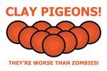Pigeon Zombies