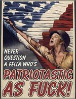 Patriotastic as Fuck!