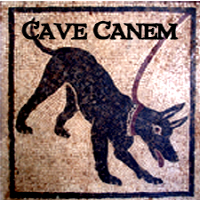 Cave Canem [