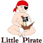 Talk Like a Pirate Day: Red Scarf