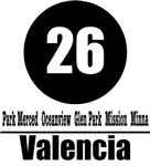 26 Valencia (Classic)