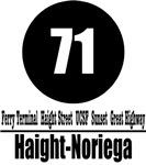 71 Haight-Noriega (Classic)