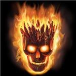 Volcanic Skull
