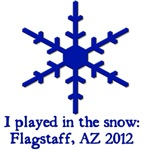 Flagstaff Snowplay 2012 - Blue