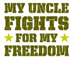 My Uncle Fights For my Freedom