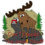 Moose humor