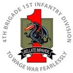 Army - 4th Brigade 1st ID