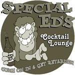 Special Ed's Cocktail Lounge (monotone design)
