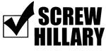 Screw Hillary