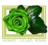 Green Irish Rose