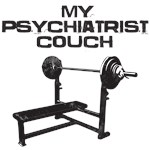 My psychiatrist couch