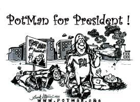 Potman for president