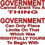 Government Cannot Grant You A Thing