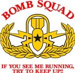 BOMB SQUAD EOD