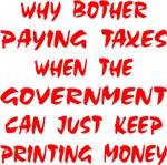 Why Bother Paying Taxes
