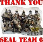 Thank You SEAL Team 6