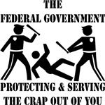 The Fed-Gov Protecting And Serving