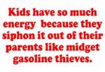 Kids Siphon Energy Off Parents