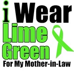 I Wear Lime Green For My Mother-in-Law