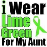 I Wear Lime Green For My Aunt