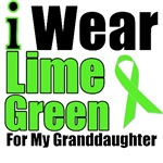 I Wear Lime Green For My Granddaughter