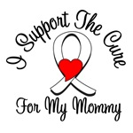 Lung Cancer Cure (Mommy) T-Shirts & Gifts