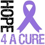 Hodgkin's Lymphoma Hope 4 a Cure Shirts