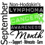 Non-Hodgkin's Awareness Month Tee Shirts