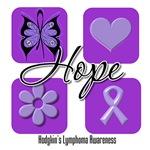 Hope - Hodgkin's Lymphoma Apparel