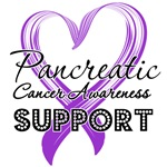 Pancreatic Cancer Awareness Support Shirts