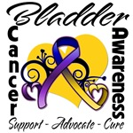 Awareness Bladder Cancer Shirts and Gifts