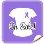 On Sale Merchandise Hodgkin's Lymphoma Shirts