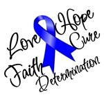 Love Hope Colon Cancer Shirts and Gifts
