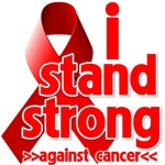 I Stand Strong Against Blood Cancer Shirts