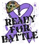 Ready For Battle Hodgkins Lymphoma Shirts