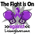 The Fight is On Against Leiomyosarcoma Shirts