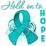 Hold On To Hope Peritoneal Cancer Shirts