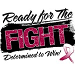 Ready For The Fight Throat Cancer Shirts